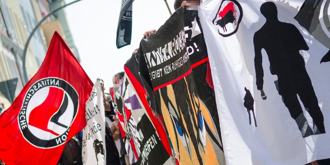antifa antifascismo
