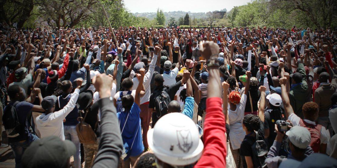 africa manifestazione
