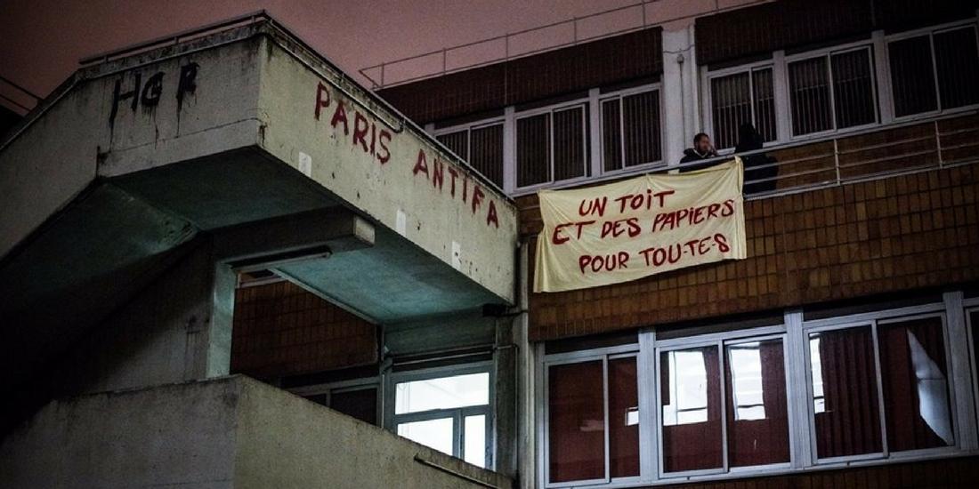 Parigi 8: occupata l'università dopo le retate della polizia