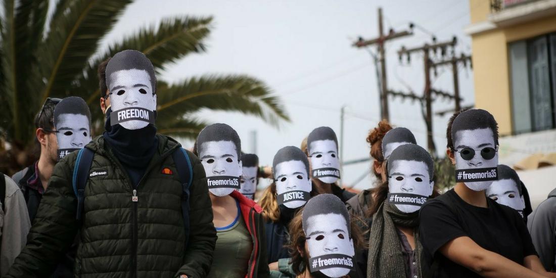 FreeMoria35: la Grecia si mobilita per i migranti sottoposti a processi punitivi