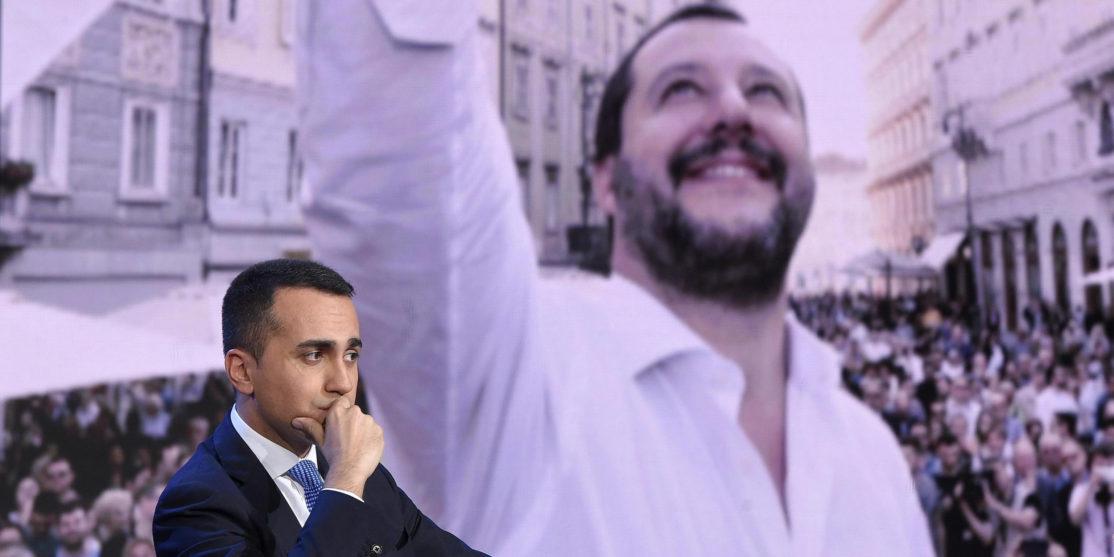 Governo: Di Maio, con Salvini ormai misura Ë colma