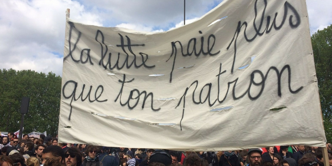 Scontri a Parigi per il primo maggio: la mobilitazione continua