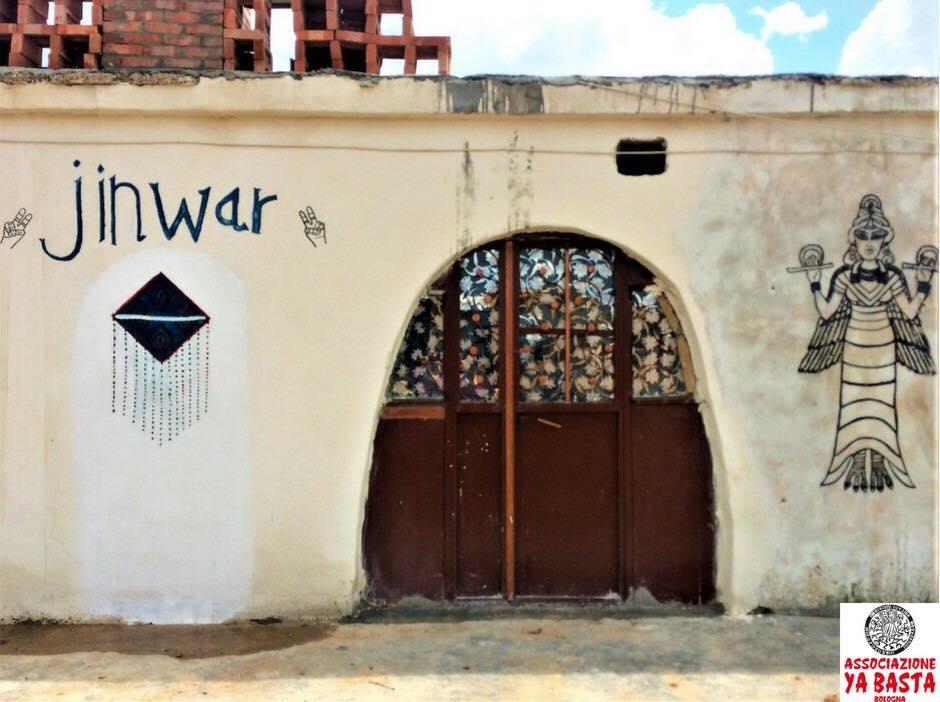 JINWAR- LA RIVOLUZIONE DELLE DONNE DEL ROJAVA NELLA PRATICA QUOTIDIANA