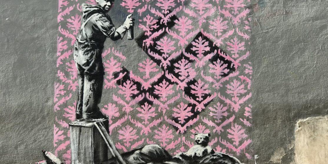 Banksy – Parigi
