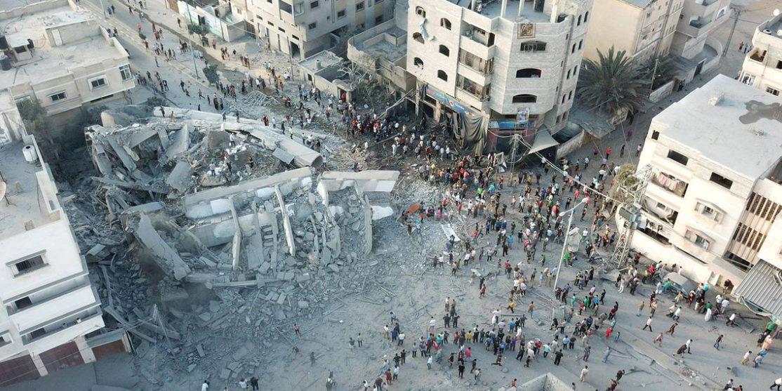 gaza-meshal-centro-culturale