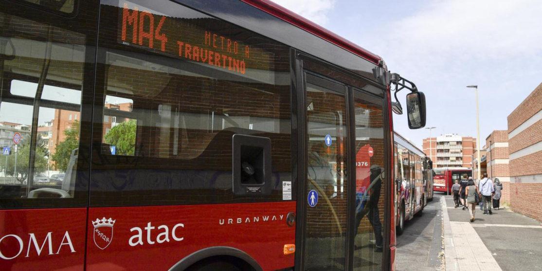Navetta bus sostitutiva Metro A da Termini ad Arco di Travertino