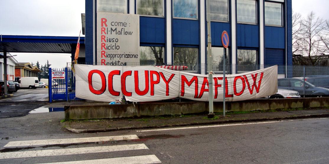 OccupyStriscione