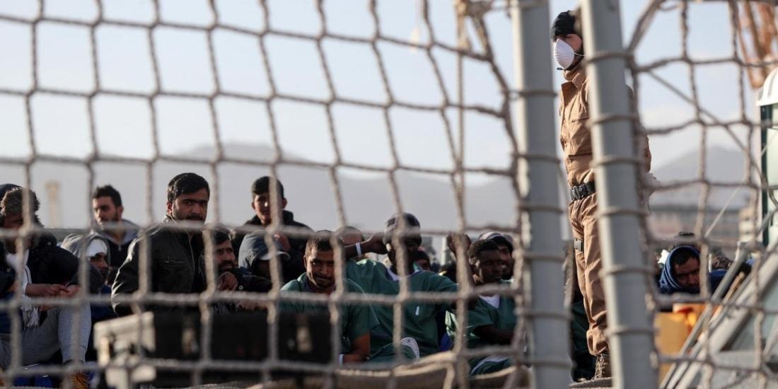 Lampedusa. Le violazioni dell'approccio hotspot istituzionalizzate dal Decreto Salvini