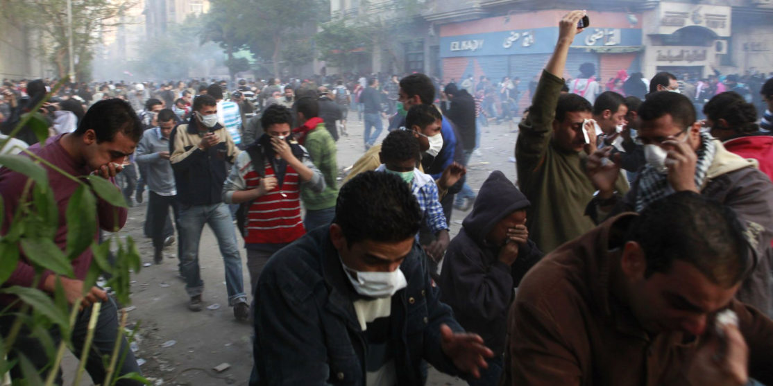 nov 2011 scontri Mohammad avenue