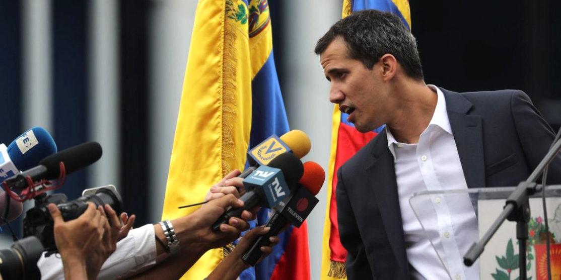 venezuela-juan-guaidó