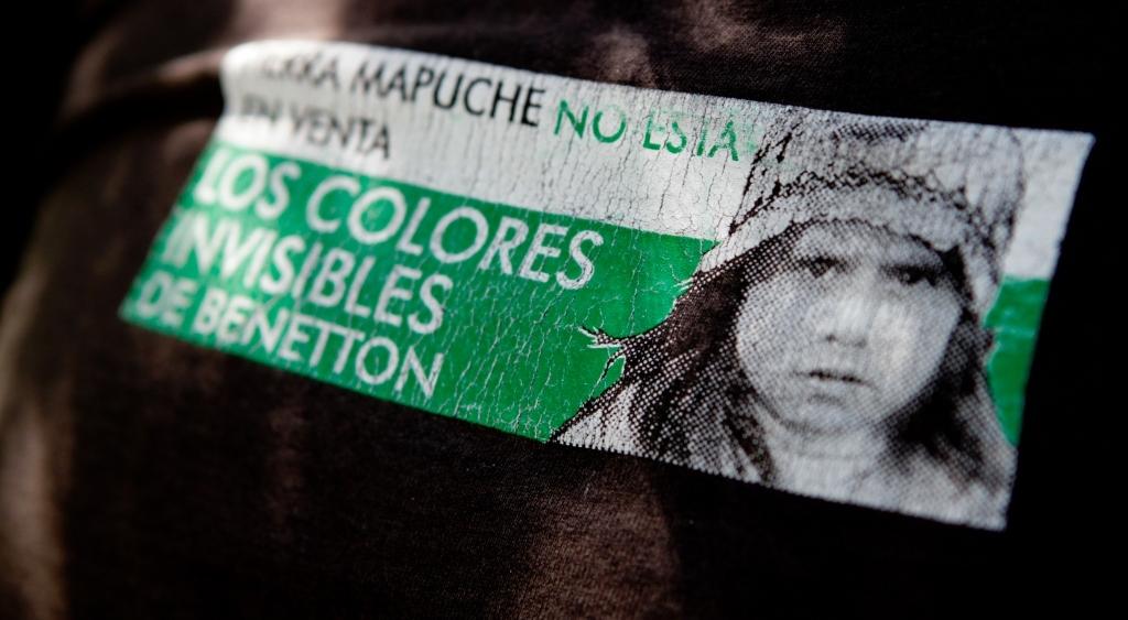 """Risultato immagini per mapuche argentina benetton"""""""