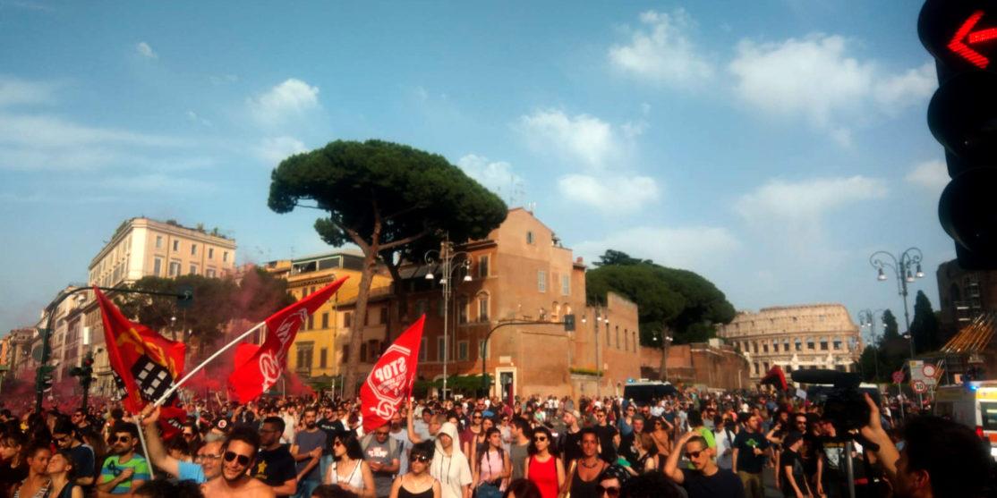 Roma non si chiude