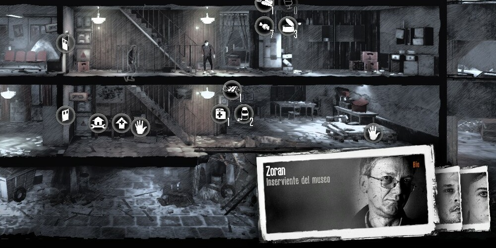 This War of Mine Braci morenti