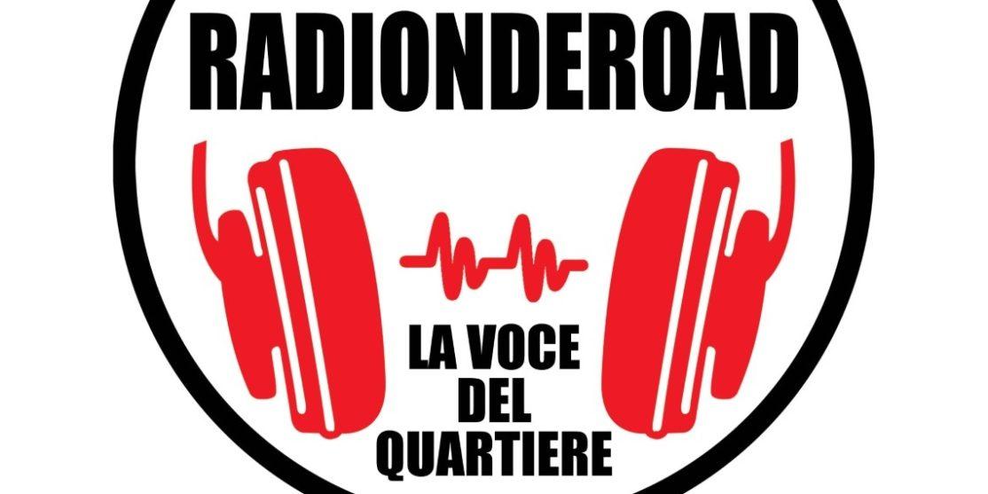 logo radio on the road ritagliato