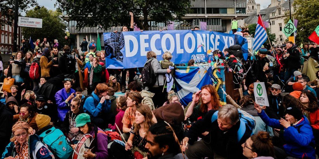 extinction rebellion scotland
