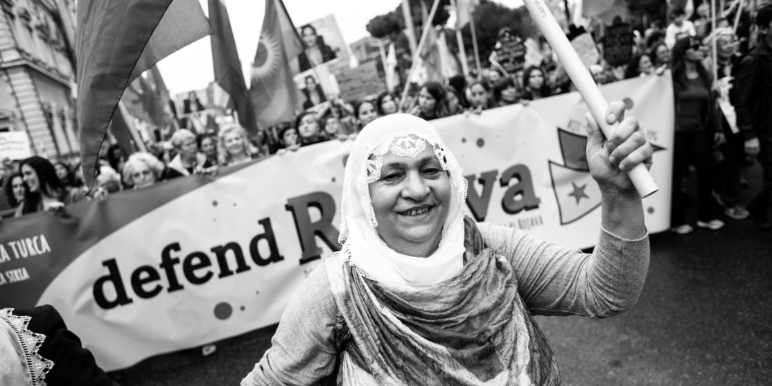 world kobane day