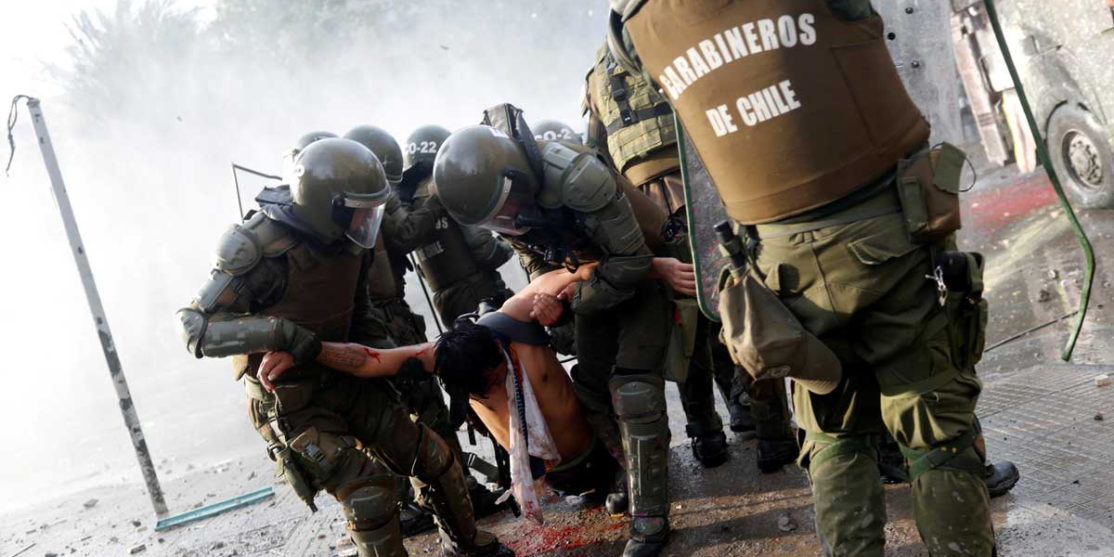 CHILE-PROTESTS/