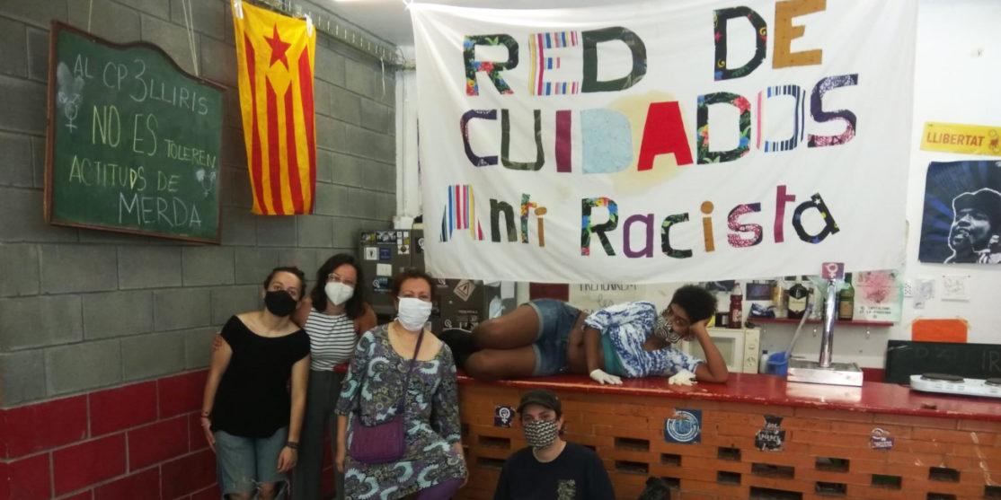 red cuidados antiracista barcelona1