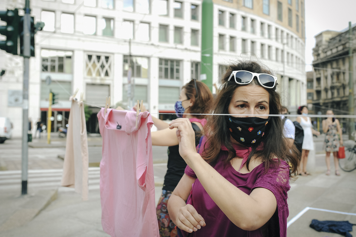 Milano, foto di Valeria Ferraro