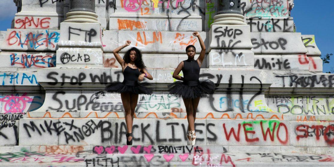 ballerine-black-lives-matter