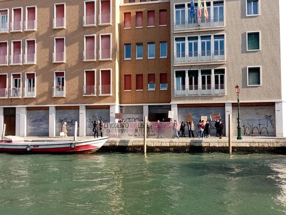 Non Una di Meno Venezia