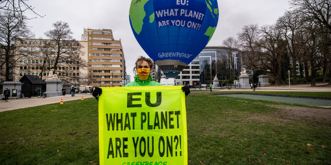 Climate Action at EU Summit in Brussels