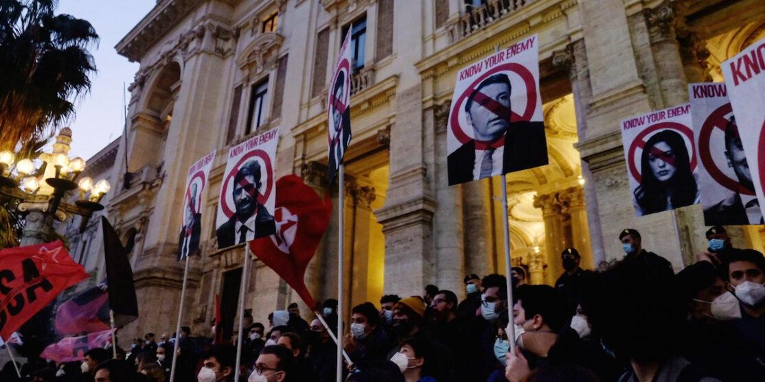 renato ferrantini 18 dicembre roma
