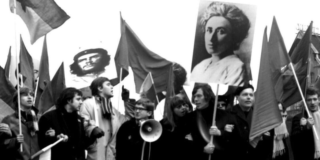 Vietnam-Kongress und Demonstration in West-Berlin