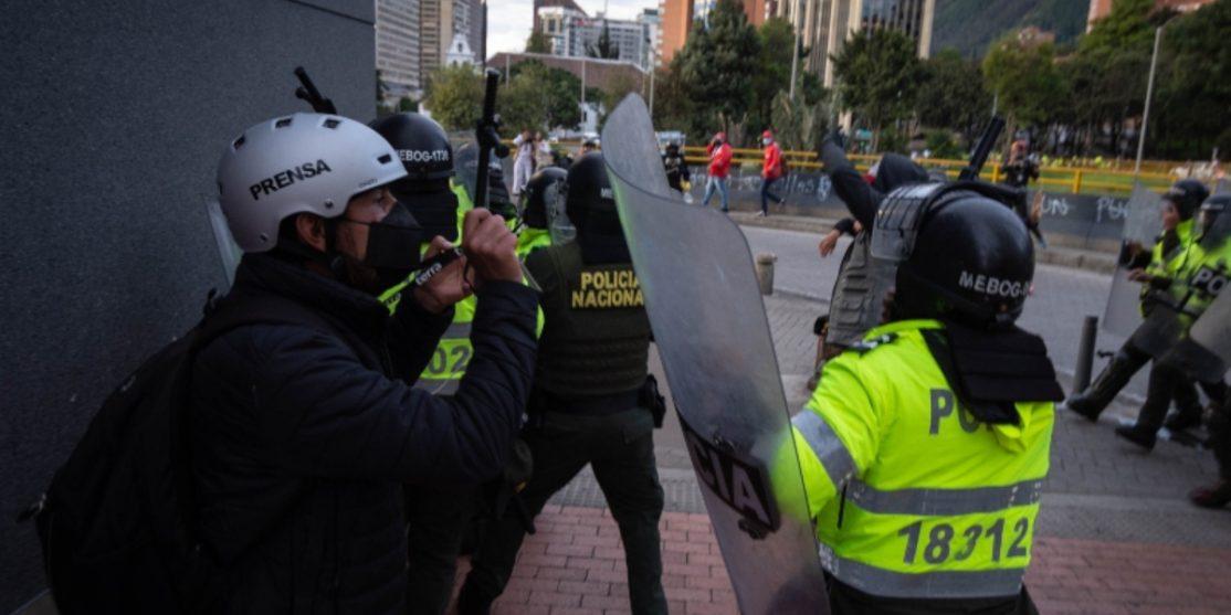 Ataque-a-prensa colombia informa