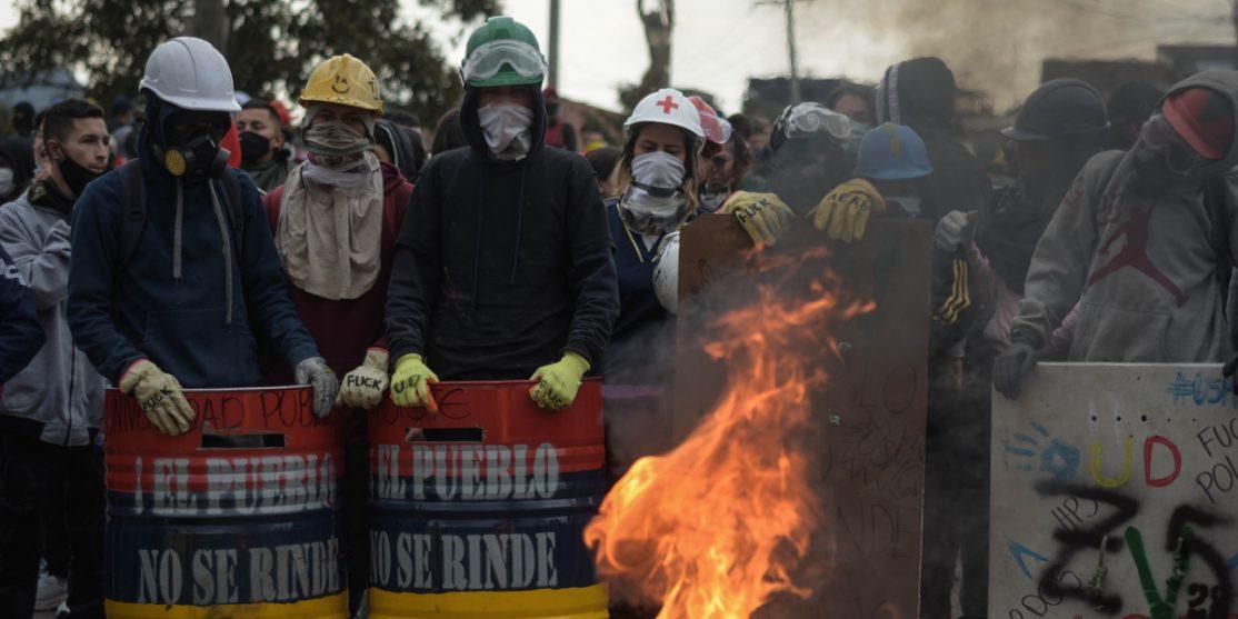 bogota 28 maggio colombia informa copertina