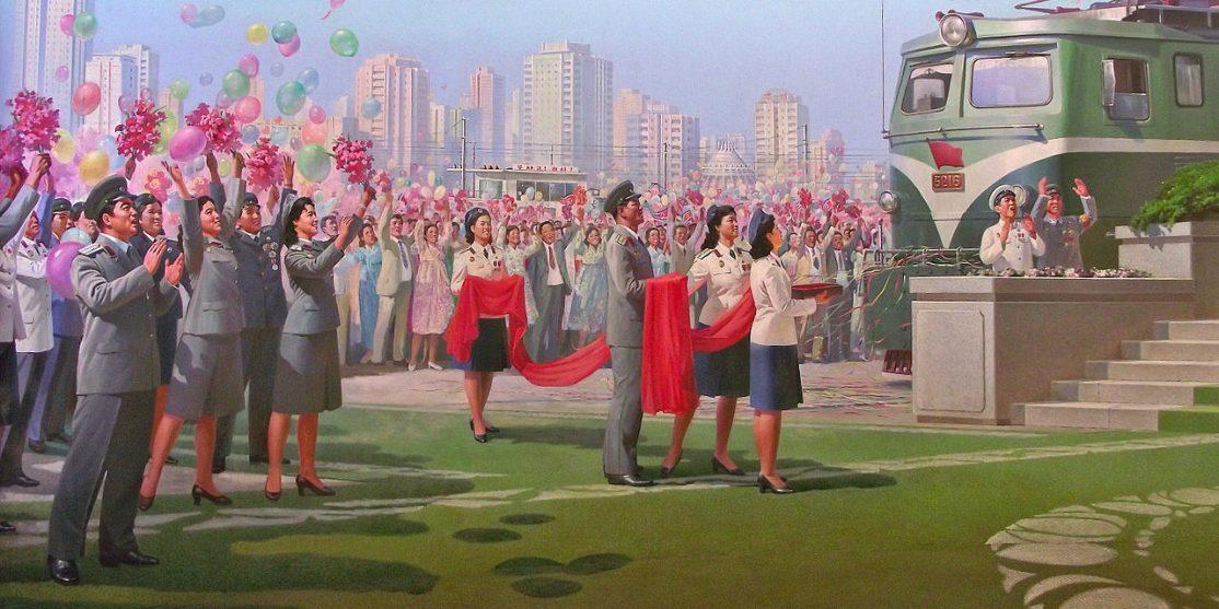 Propaganda_of_North_Korea_(6075290244)due