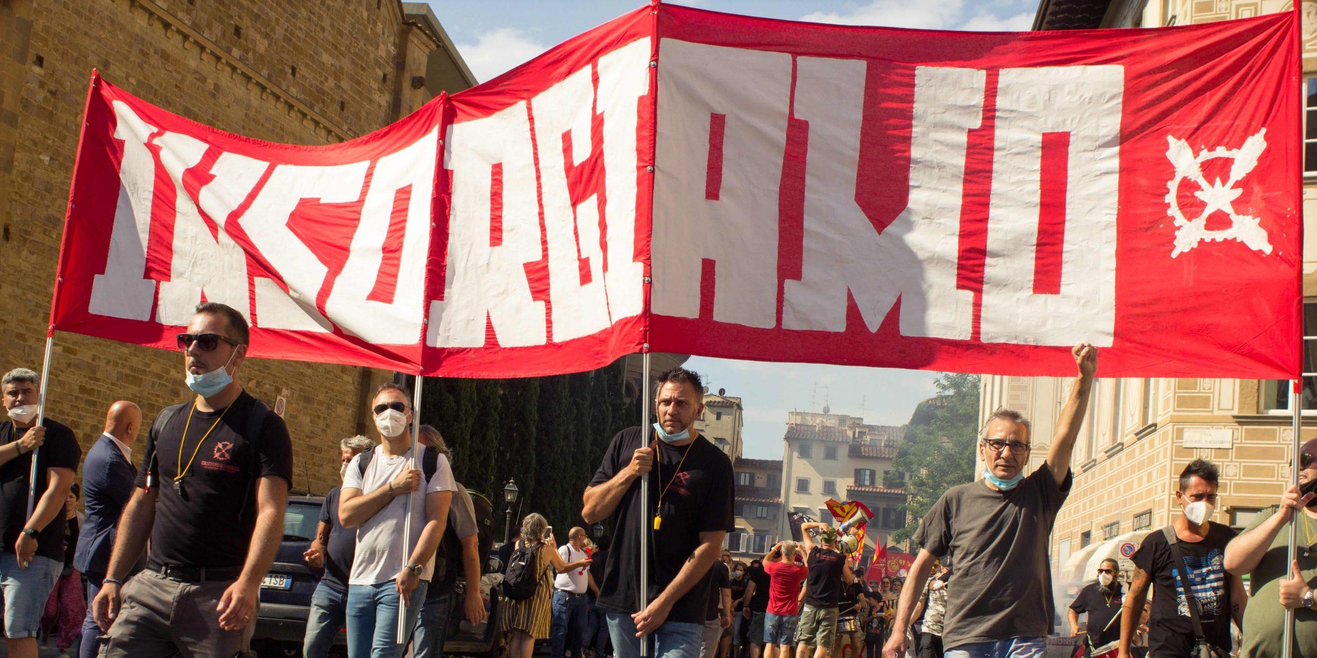 A Firenze suona ancora la martinella: la lotta contro i licenziamenti alla  Gkn - DINAMOpress