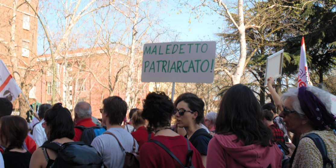 maledetto patriarcato (patrizia montesanti)