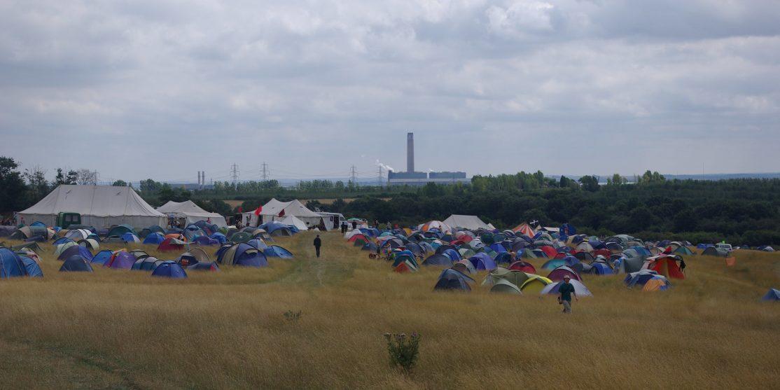 climate camp Kingsnorth (flickr)
